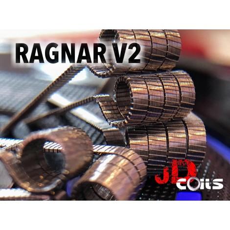 Ragnar V2 - Mecánicos (0.08ohm) - JD coils