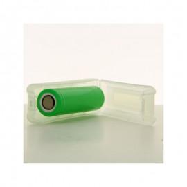 Caja Protectora para 1 Batería 18650