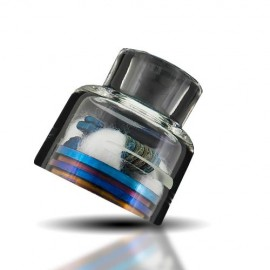 Competition Glass Cap Kali V2 - Trinity Glass