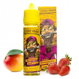 Cush Man Strawberry 50ml - Nasty Juice