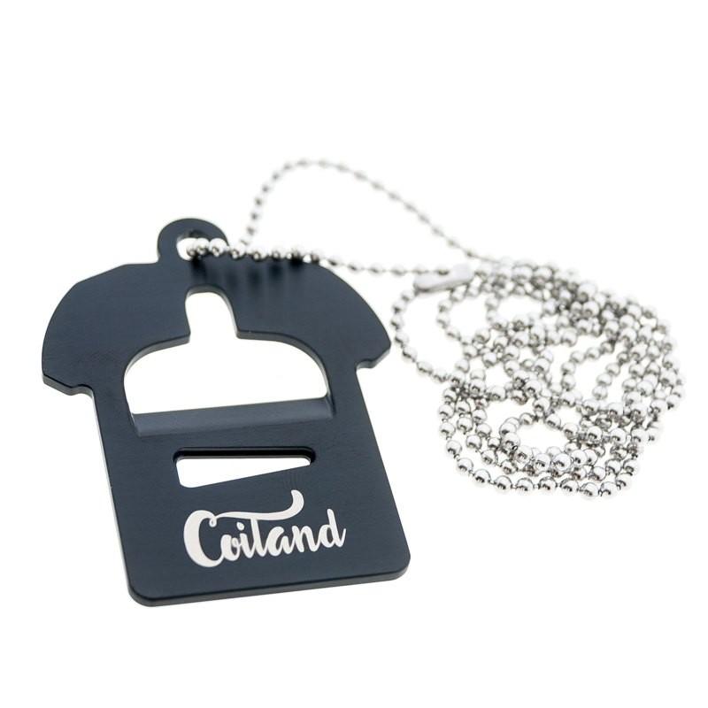 Abre botes con cadena - Coiland