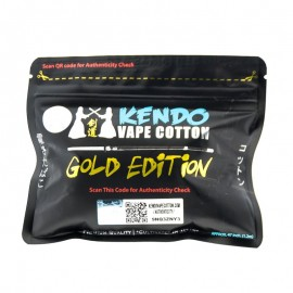 Algodón Kendo Gold Edition - Kendo Vape Cotton
