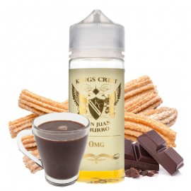 Don Juan Churro 100ml - Kings Crest