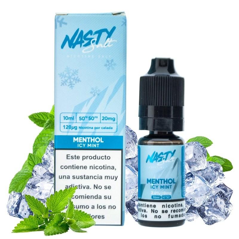 Menthol Icy Mint 10ml - Sales - Nasty Juice
