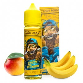 Cush Man Banana 50ml - Nasty Juice
