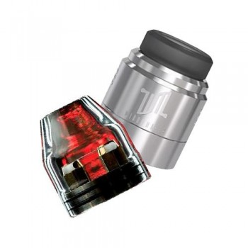 Bullet Glass Cap Widow Maker - Trinity Glass