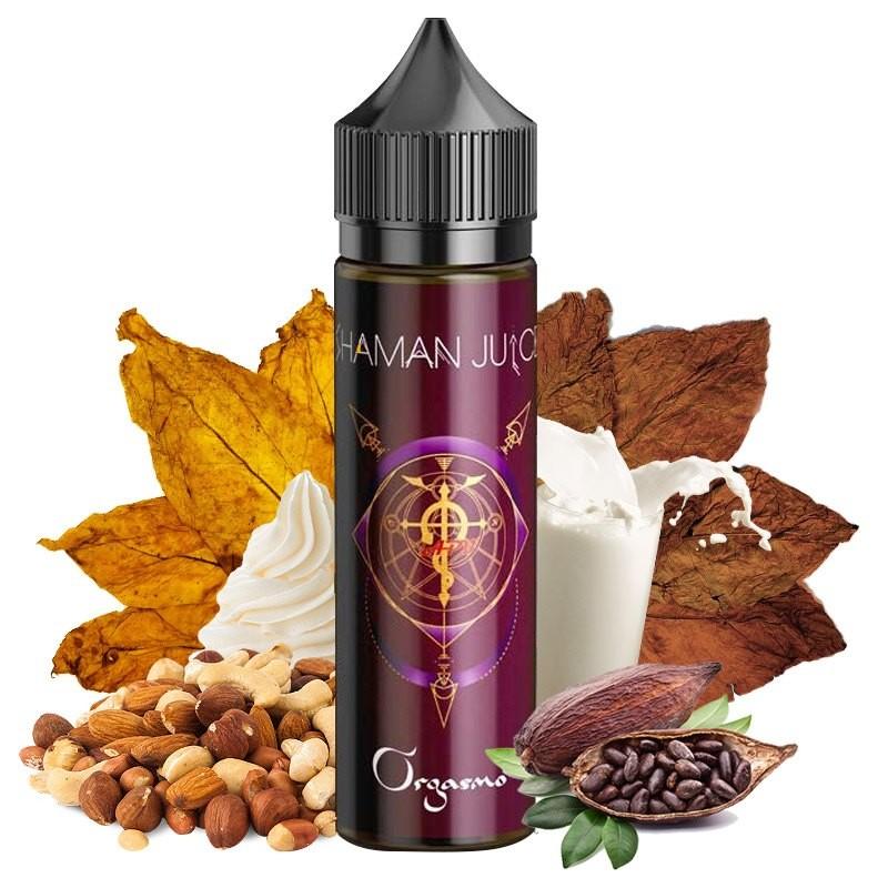 Orgasmo 50ml - Alquimia para vapers & Shaman Juice