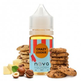 Aroma Crazy Cookie 30ml - Nova Liquides