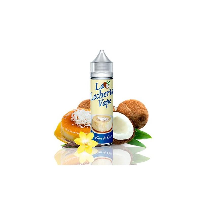 Flan de Coco - La Lechería Vape - 50ml