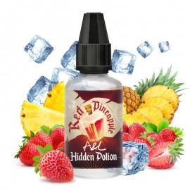 Aroma Red Pineapple 30ml -...