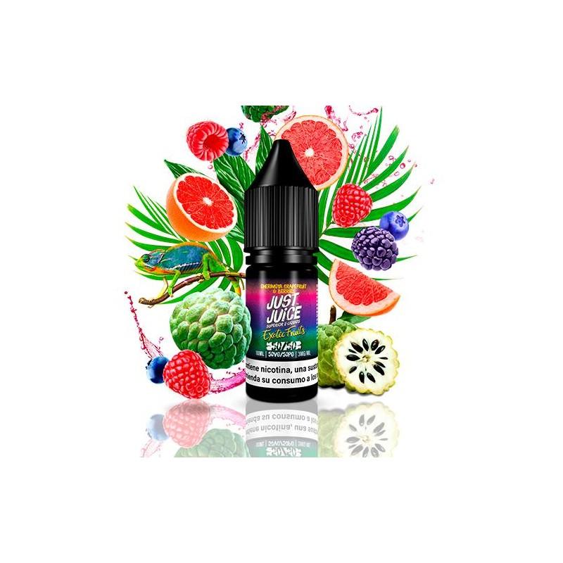 Cherimoya Graperfruit & Berries Sales 10ml - Just juice