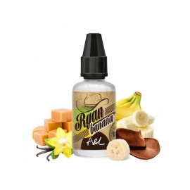 Aroma Ryan Banana 30ml - A&L Ultimate