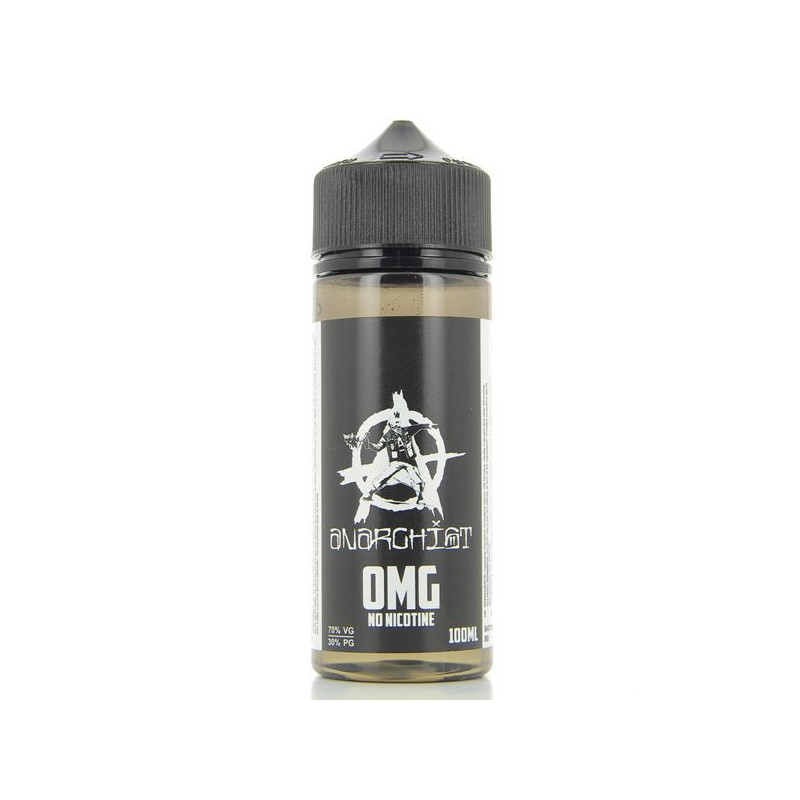 Black 100ml - Anarchist