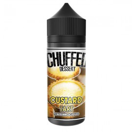 Custard Tart Dessert 100ml - Chuffed