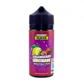 Strawberry Lemonade 100ml - Horny Flava