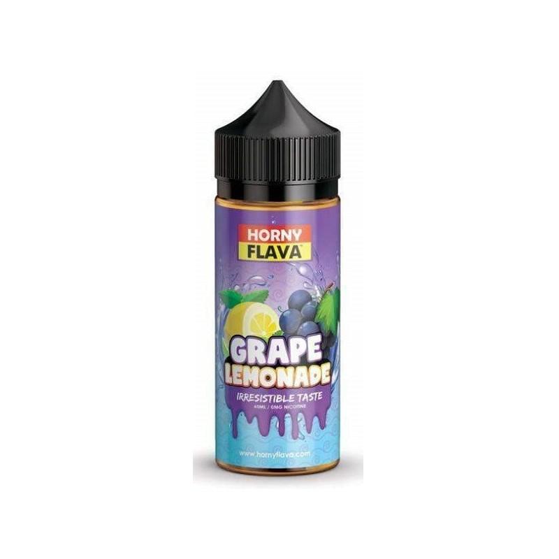 Grape Lemonade 100ml - Horny Flava