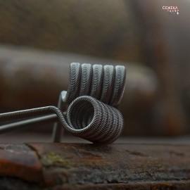 Noname dual coil 0.13 ohm - Astur Coils