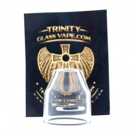 Campana Bullet DJV Rda /RDTA - Trinity Glass Vape