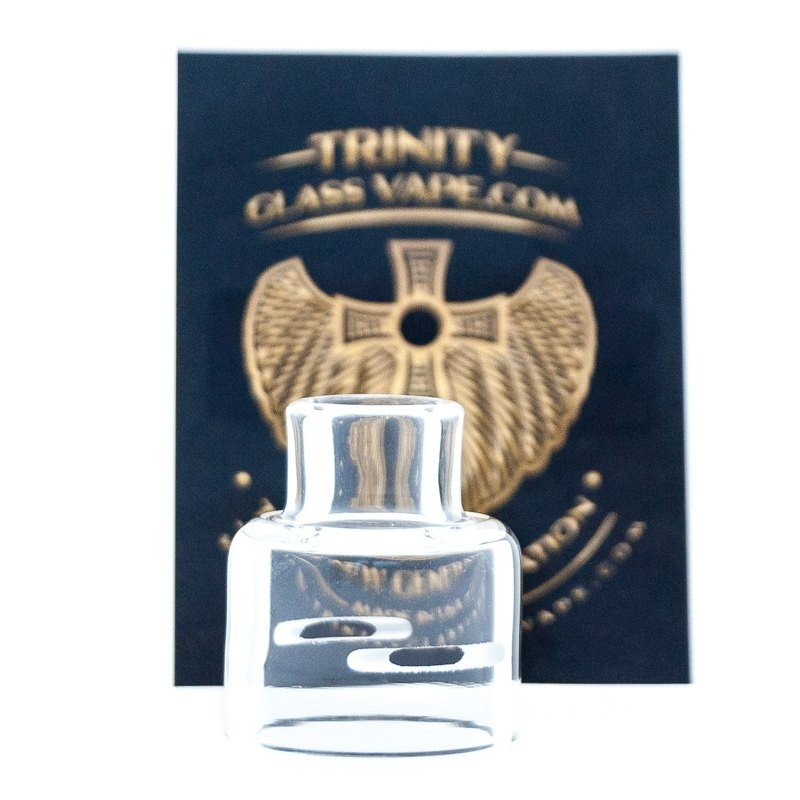 Trinity Glass Cap Pulse - Competition