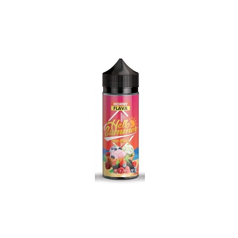 Smuff Berries 100ml - Horny Flava