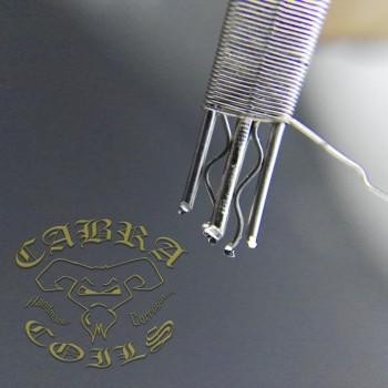 Escupitajo (0.09 ohm) - Cabra Coils