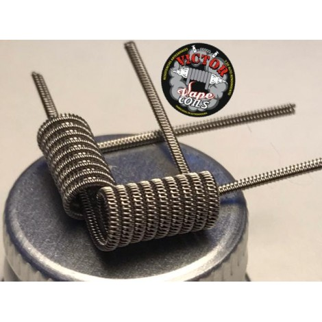 Stacked (0.41 ohm) - Victor Vape Coils