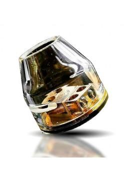 Cap Bullet Drop Dead - Trinity Glass cap