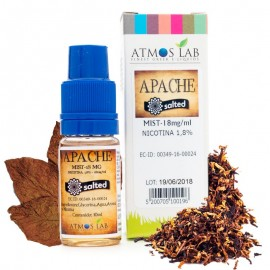 Apache Salted Mist 10ml - Atmos Lab